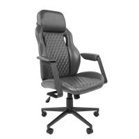 Кресло руководителя Chairman 720 серый