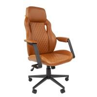 Кресло руководителя Chairman 720 коричневый