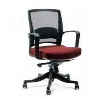 Кресло руководителя Chairman 284 красное