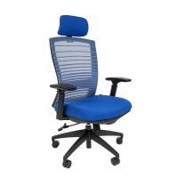 Кресло руководителя Chairman 285 синий