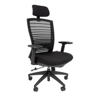 Кресло руководителя Chairman 285 черный