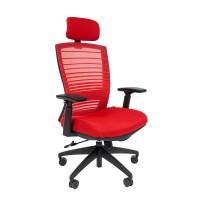 Кресло руководителя Chairman 285 красный