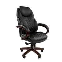 Кресло руководителя Chairman 406 черный