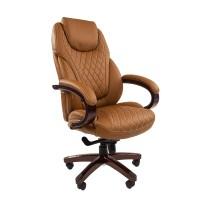 Кресло руководителя Chairman 406 коричневый