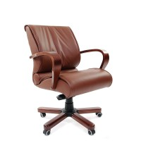 Кресло руководителя Chairman 444 WD коричневый