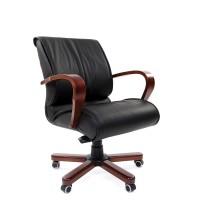Кресло руководителя Chairman 444 WD черный