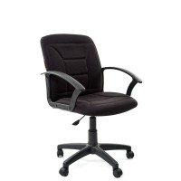 Кресло оператора Chairman 627 Ткань стандарт 15-21 черное
