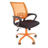 Кресло оператора Chairman 696  Cmet оранжевый