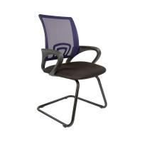 Кресло посетителя Chairman 696 V TW-05 (синий)