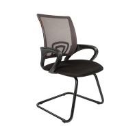 Кресло посетителя Chairman 696 V TW-04 (серый)