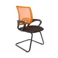 Кресло посетителя Chairman 696 V TW-66 (оранжевый)