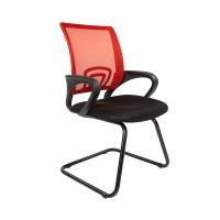 Кресло посетителя Chairman 696 V TW-69 (красный)