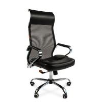 Кресло руководителя Chairman 700 сетка TW черная