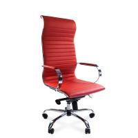 Кресло руководителя Chairman 710 красный
