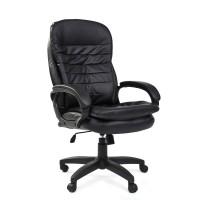 Кресло руководителя Chairman 795 LT Экокожа черное