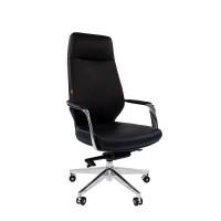 Кресло руководителя Chairman 920 кожа, черный