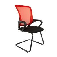 Кресло посетителя Chairman 969V красный