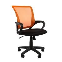 Кресло оператора Chairman 969 оранжевый