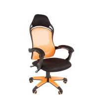 Кресло руководителя Chairman GAME 12 оранжевый