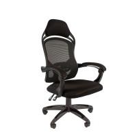 Кресло руководителя Chairman GAME 12 черный