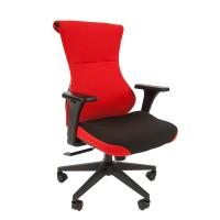 Кресло руководителя Chairman GAME 10 красный/черный