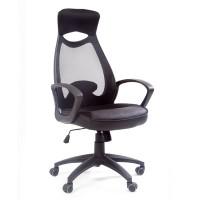 Кресло руководителя Chairman 840 Black черное