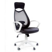 Кресло руководителя Chairman 840 White черное