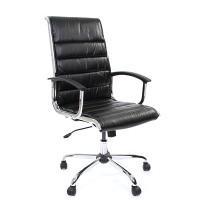 Кресло руководителя Chairman 760 Экокожа премиум коричневая