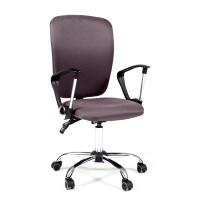 Кресло оператора Chairman 9801 Chrom 15-13 серый