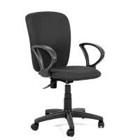 Кресло оператора Chairman 9801 PL Ткань стандарт 15-13 серое