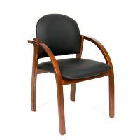 Кресло посетителя Chairman 659 Terra 118 черный