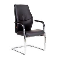 Кресло посетителя Chairman Vista V черный (C3)