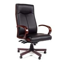 Кресло руководителя Chairman 411 черное